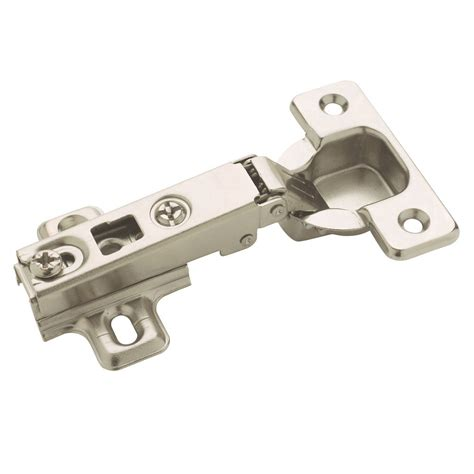 concealed hinges for kitchen cabinets amerock decorative cabinet and bath hardware ten4611a14