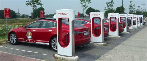 Tesla Supercharger Belgium Tesla 1 Billion Het Andere Autorijden