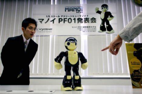 Miuro The Unpredictable Ipod Robot by Miuro Robot Dances To Ipod Tunes Ubergizmo