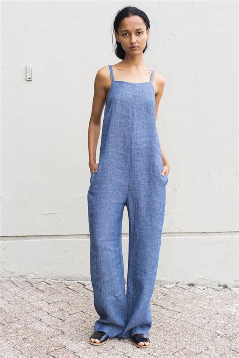 Overall Maxi Longdress Wanita Jumpsuit Rok Dress Denim Xl Jumbo 17 best images about 2016 summer on the row isa arfen and galleries