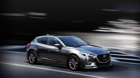 mazda models australia 2017 mazda 3 facelift imminent for australia chasing cars