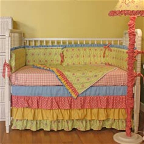 Rainbow Crib Bedding Lil Rainbow Crib Bedding Set By Hoohobbers