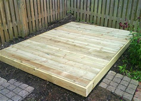 Foundation For Shed Base by Shed Base Design Your Own Garden Shed Plans Five