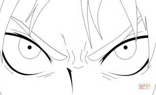 eren jaeger eyes coloring page free printable coloring pages