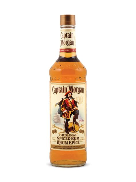 captain morgan spiced rum lcbo