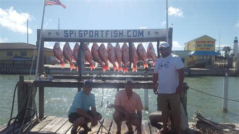charter boat fishing south padre island south padre island fishing reports