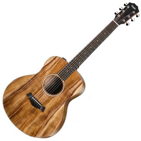 Gs Mini E Acoustic Guitar gs mini e koa electro acoustic guitar nearly new at gear4music