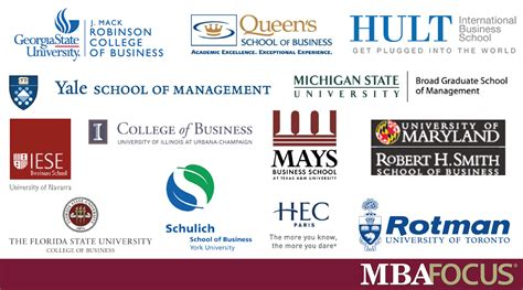 Mba Colleges In America by Image Gallery Mba School