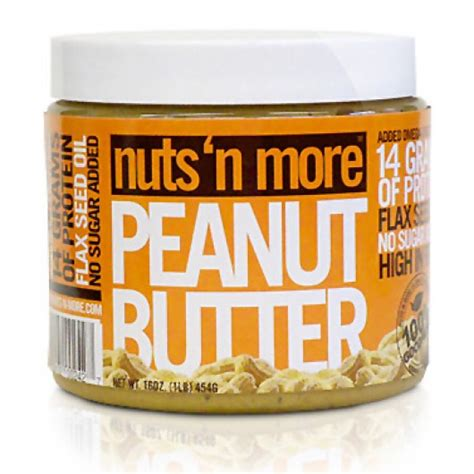 protein n more nuts n more peanut butter review high protein peanut butter