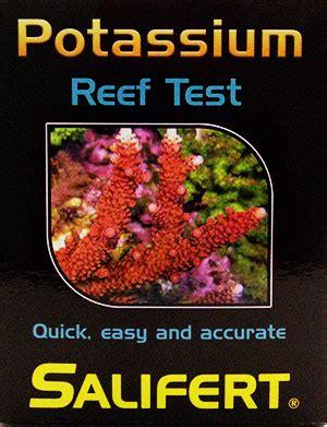 Salifert Kh By Reef Nation salifert potassium reef test kit salifert test kits