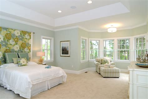 white green bedroom mint green bedroom bedroom traditional with window wall