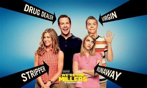 We Re The Millers Also Search For We Re The Millers Images We Re The Millers Hd Wallpaper And Background Photos 35546784