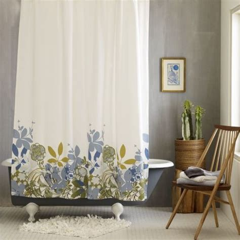 spring shower curtains spring floral shower curtain contemporary shower