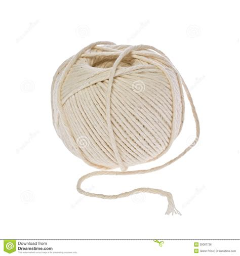 With String - of string stock photo image of string bind fiber