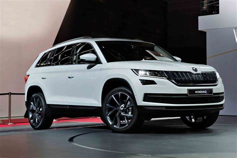 Home Interior Colors by Skoda Kodiaq Suv On Track For 2017 Arrival Carbuyer