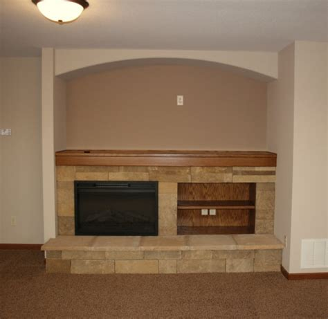 basement fireplace images frompo