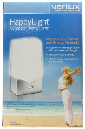 how to use verilux light verilux light review happylight 2500 white light