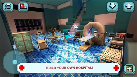 pc games themes for android hospital craft doctor games simulator building