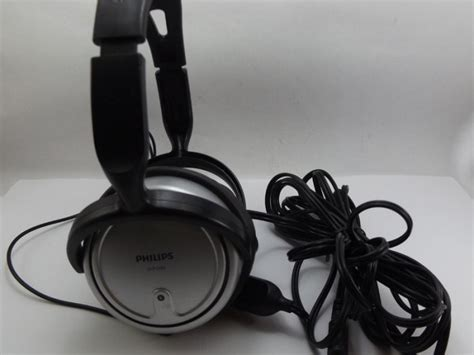 Headset Philips Shp2500 philips shp2500 indoor corded tv headphone ear for