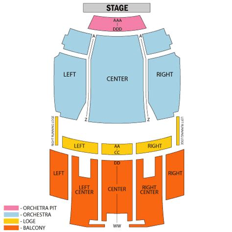kingsbury seating chart the beatles experience march 24 tickets salt lake