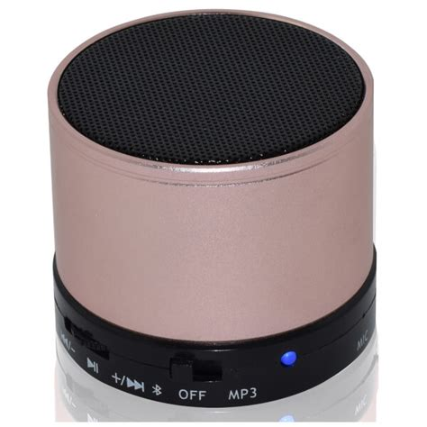 Speaker Portable Mighty enceinte portable mighty speakers gold gifts for him fr zavvi