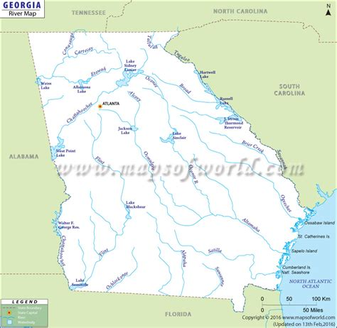 map of usa rivers rivers map usa