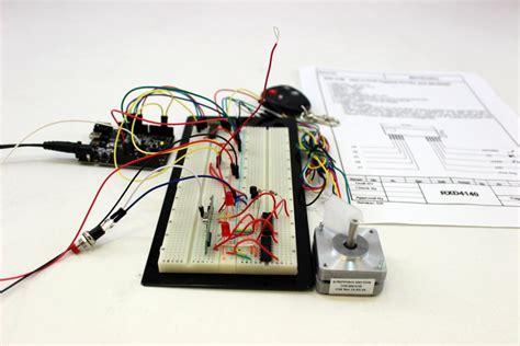 diy stepper motor controller diy series wireless stepper motor simply