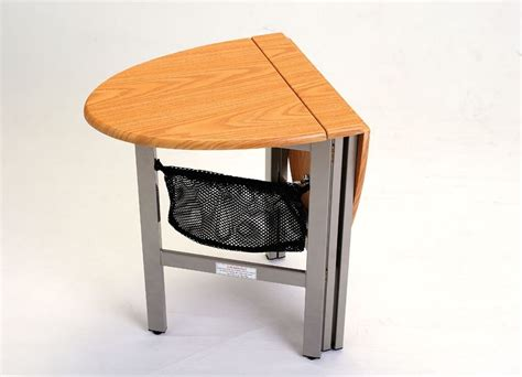 small folding table for rv collapsible folding rv motorhome coffee table oak ebay