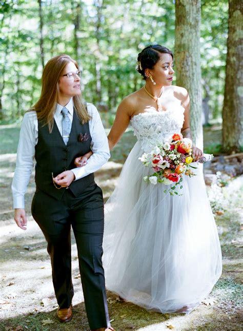 beautiful lesbianwedding lesbian weddings wedding