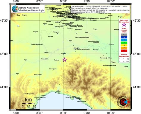 terremoto pavia oggi terremoto scosse di oggi al nord ovest genova