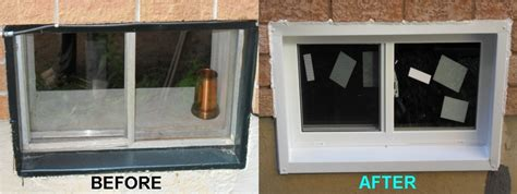how to put in basement windows replacement basement windows goenoeng