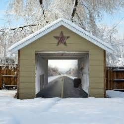 design your garage door style your garage doors for the christmas season telegraph