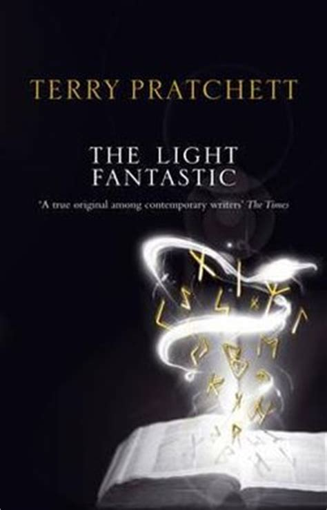 The Light Fantastic by The Light Fantastic Discworld Series 2 By Terry