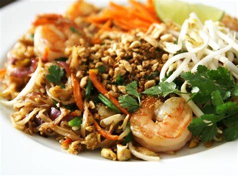 authentic pad thai noodle recipe what is thai food