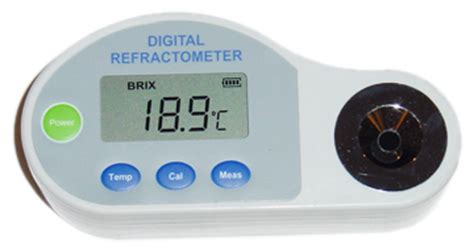 Pengertian Alat Ukur Ph alat uji madu brix baume refractive index water dhn2 digital