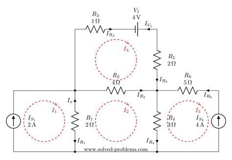 capacitor inductor problem mesh analysis with inductors and capacitors 28 images mesh analysis supermesh solved