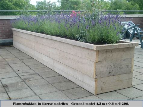 Lavender Planters by Reclaimed Wood Planter With Lavender Grass Or White