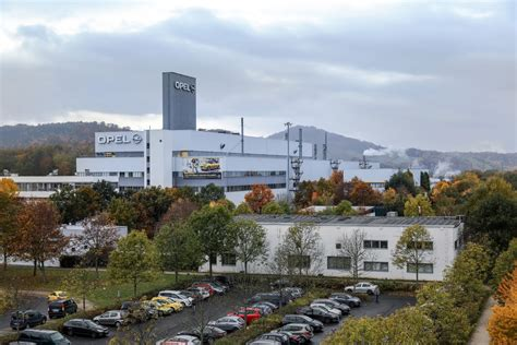 opel eisenach opel eisenach thuringia germany plant gm authority