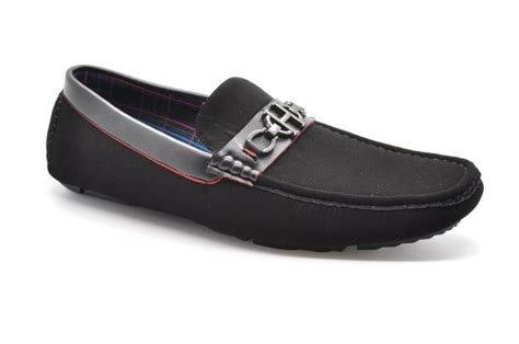 new mens moccasin designer tassel italian loafers casual