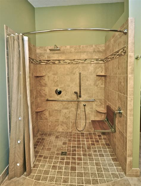 accessible showers bathroom handicap accessible showers spaces traditional with