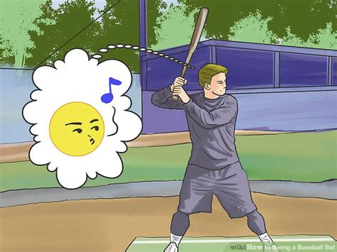 how to swing the bat faster how to swing a baseball bat 13 steps with pictures