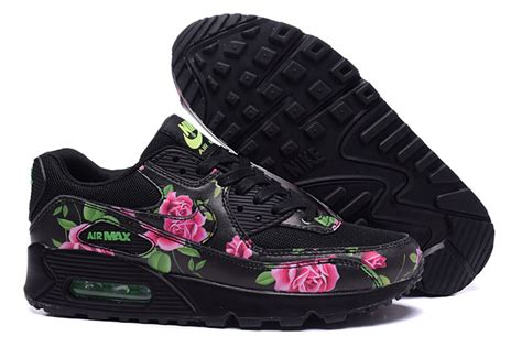 Basket Bw 4 Pink nike air max 90 chaussures femmes fleur noir