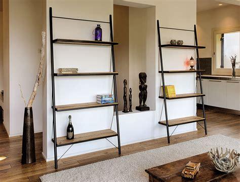 librerie in ferro libreria con struttura in ferro e ripiani in rovere