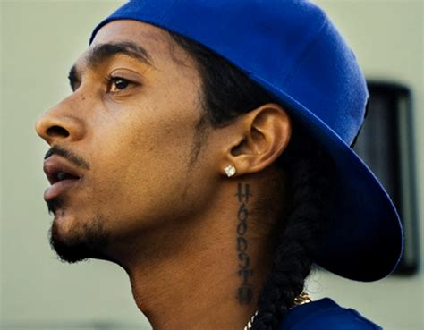 nipsey hussle tattoos pictures to pin on pinterest
