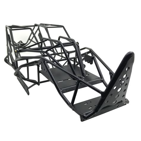 Chassis Hsp Pangolin Axial Scx10 Wraith steel chassis frame roll cage for 1 10 rc axial wraith ax90018 crawler us ebay