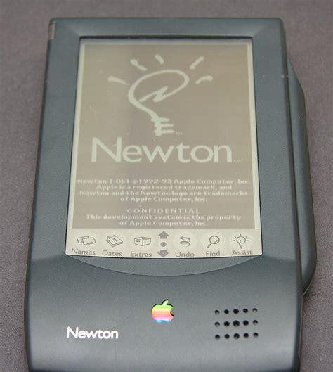 apple newton apple cool but what happens next