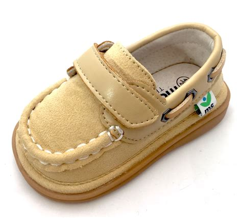 squeaky slippers sawyer boat boys toddler squeaky shoes mooshu trainers