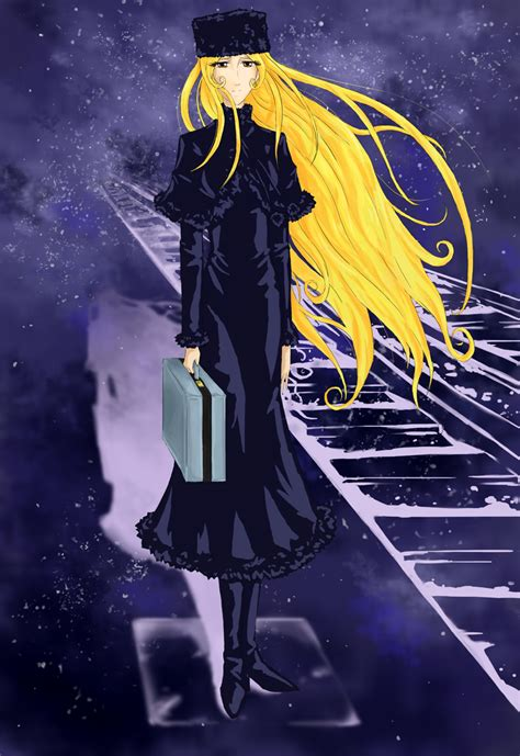 galaxy express 999 choose their favorite anime of all time
