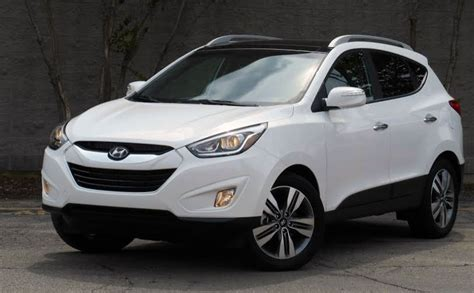 Hyundai Tucson 2014 test drive 2014 hyundai tucson limited the daily drive