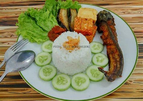 resep pecel lele sambal terasi sarapan day oleh devi